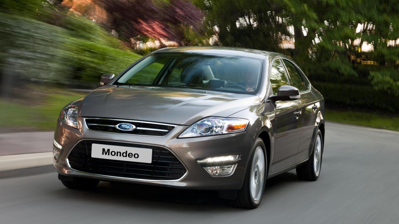 Форд мондео 2007 фото