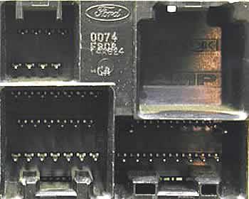 схема подключения автомагнитолы ford fd-7000