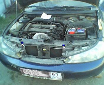 Замена бампера форд мондео 2 Ремонт катализатора е53