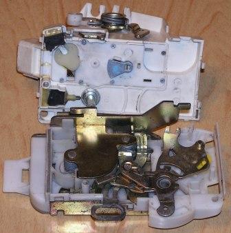 Замок двери форд мондео 3 ремонт