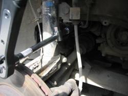 Замена генератора форд 1 8