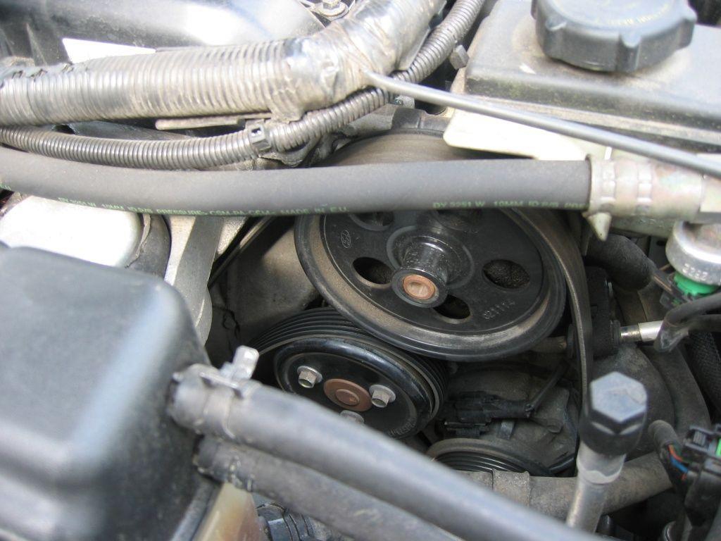 Схема ремня форд мондео 3 фото 138
