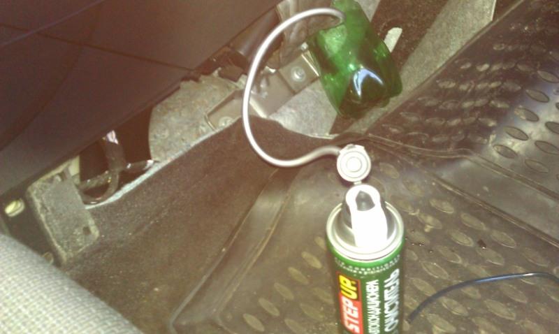 Форд мондео 4 чистка кондиционера своими руками 99