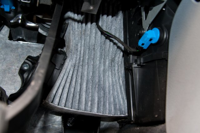 Салонный фильтр форд фокус 3 замена видео